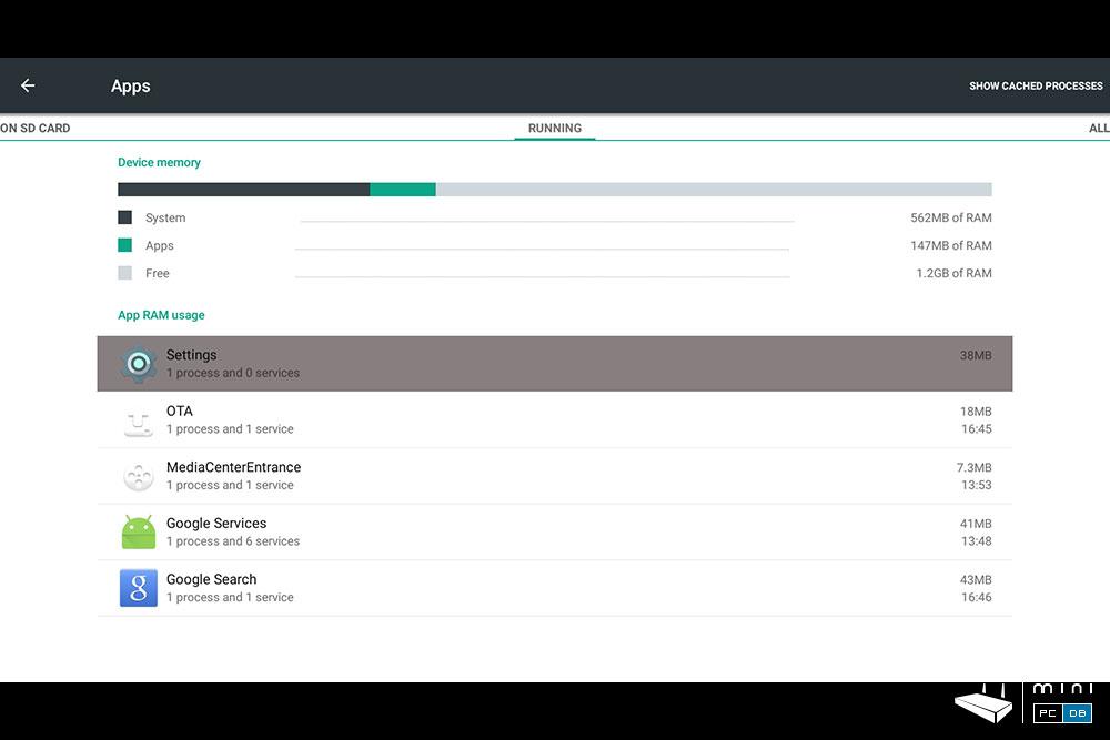 Himedia Q10 Pro Apps