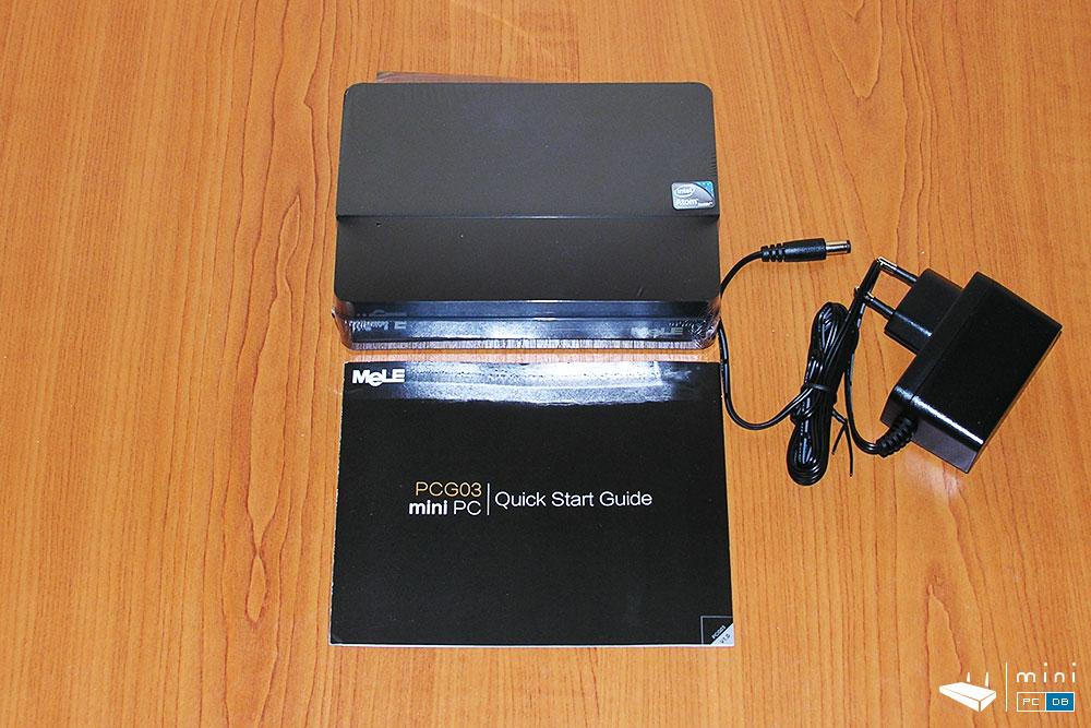 Mele PCG03 box contents