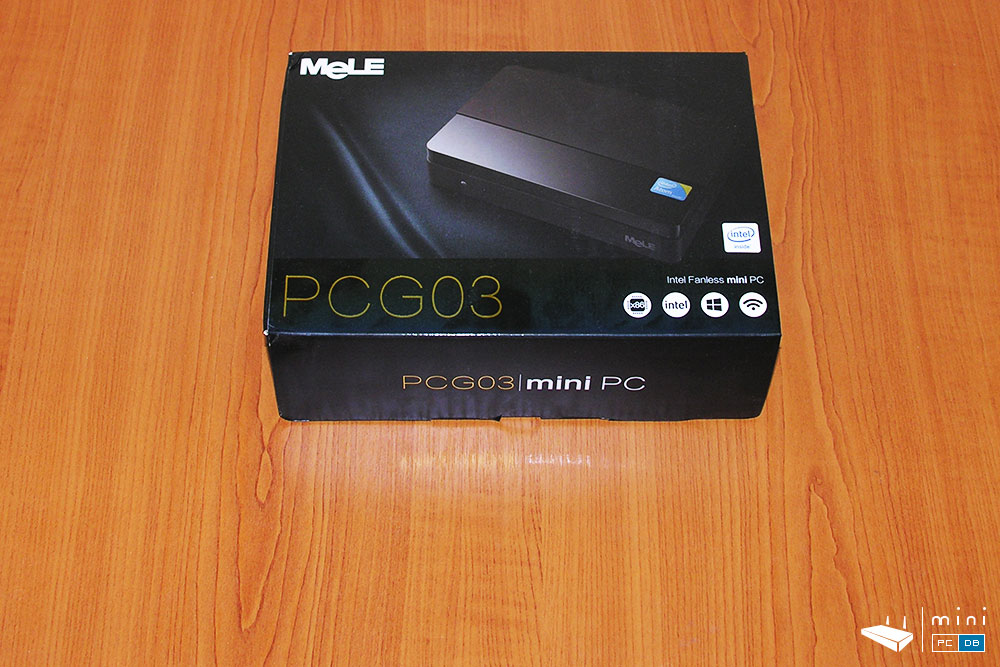 Mele PCG03 box