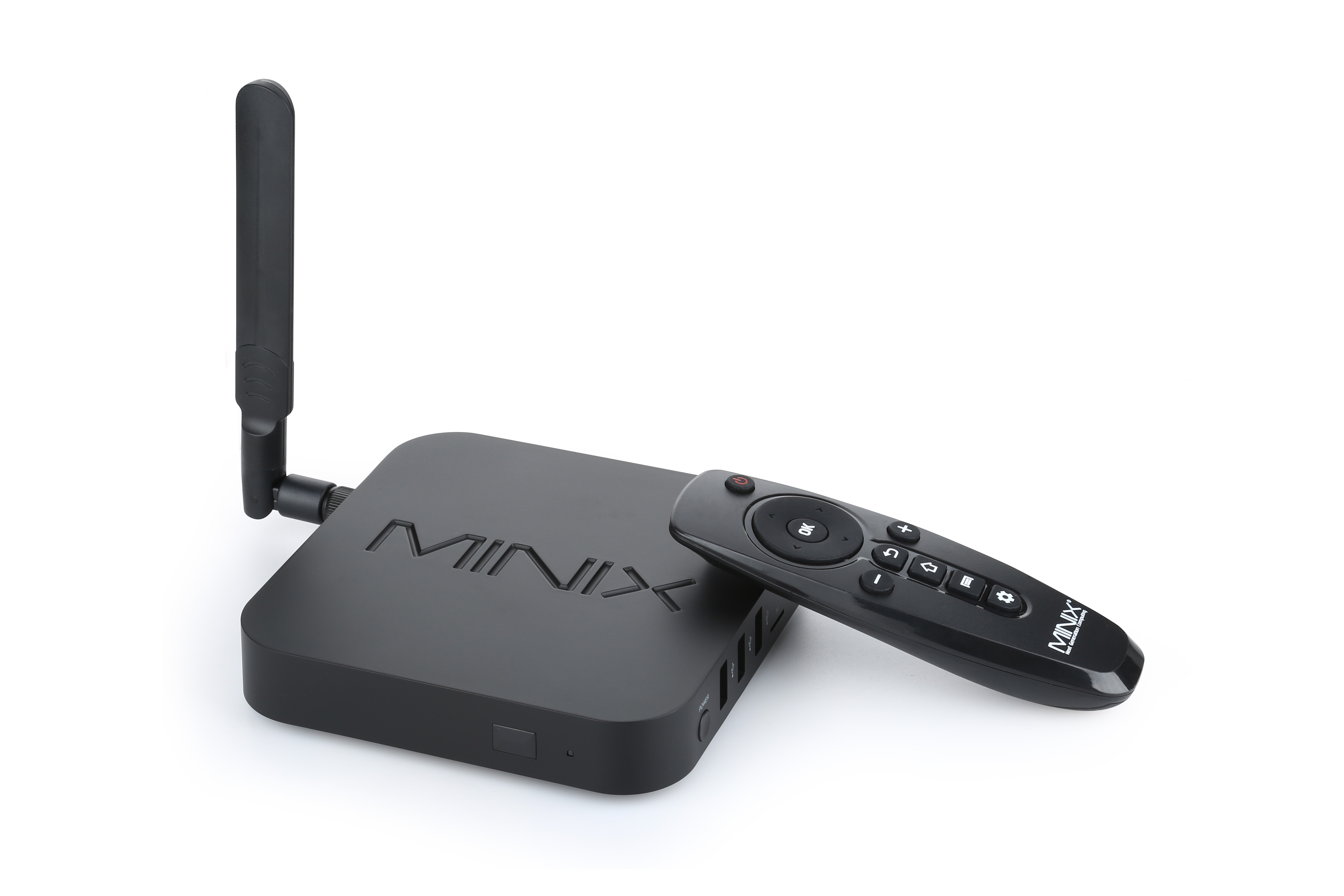 Minix U1 with remote