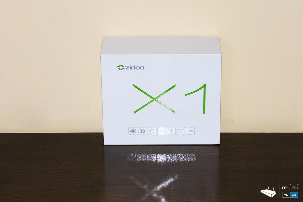 Zidoo X1